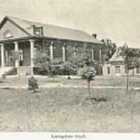 Langdon Hall 1893