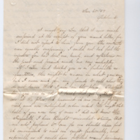 2005.36.154: M.L. Chester to Louisa Young, 1857 January 1
