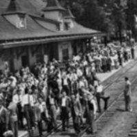 Auburn Train Depot
