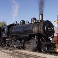 2005: Heber Valley Railroad, Heber Creeper