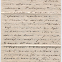 2005.36.116: George William Young to Louisa Young, 1859 September 20