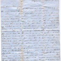 2005.36.126:  Letter to Thomas F. Jones, Jr., 1859 March 01