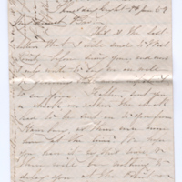 2005.36.107: Louisa Young to P.M.B. Young, 1859 June 9