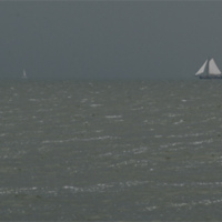 2007: Sailboat in Storm