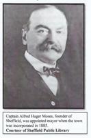Mayor Alfred Huger Moses